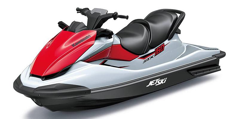 Jet Ski® STX® 160 at Kawasaki Yamaha of Reno, Reno, NV 89502
