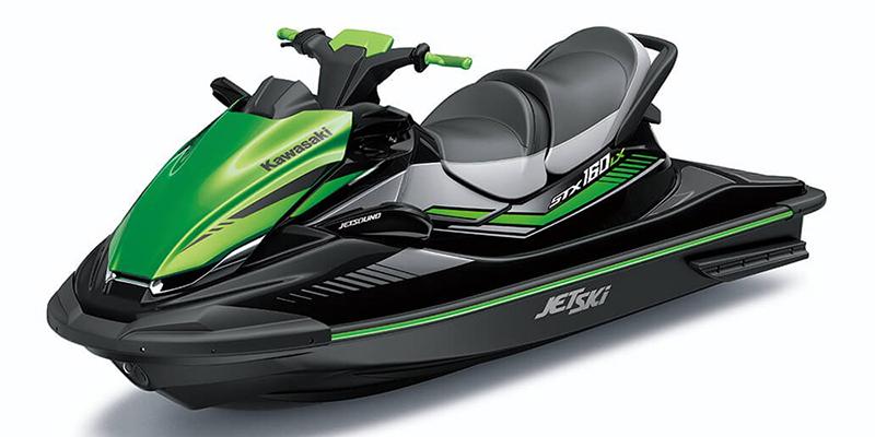Jet Ski® STX® 160LX at Kawasaki Yamaha of Reno, Reno, NV 89502