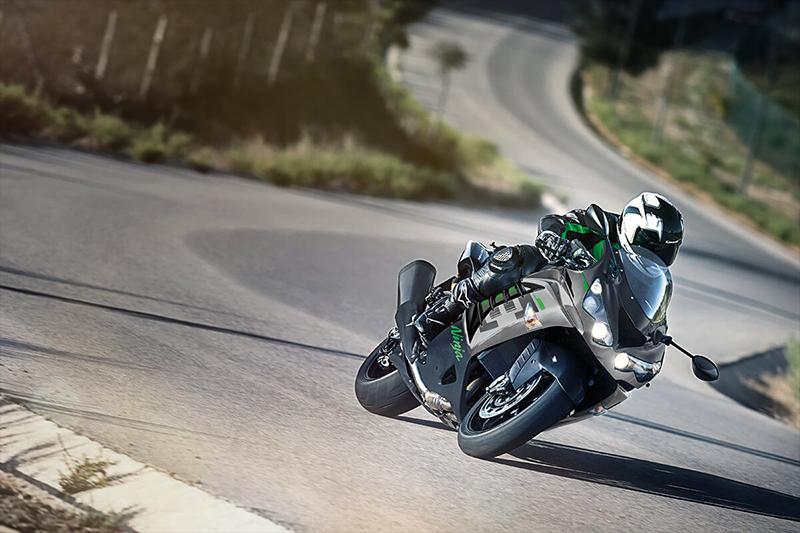 2021 Kawasaki Ninja ZX-14R ABS ABS at Martin Moto