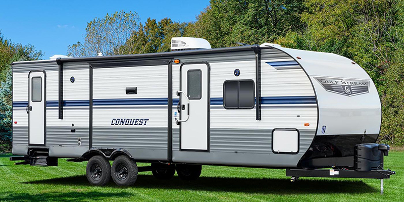 Conquest 299RLI at Prosser's Premium RV Outlet