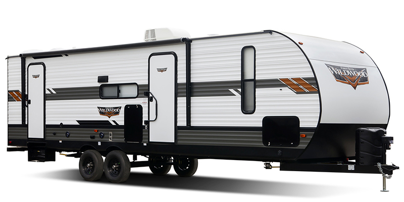 Wildwood 27RE at Prosser's Premium RV Outlet