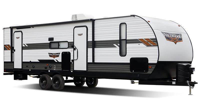 Wildwood 32RET at Prosser's Premium RV Outlet