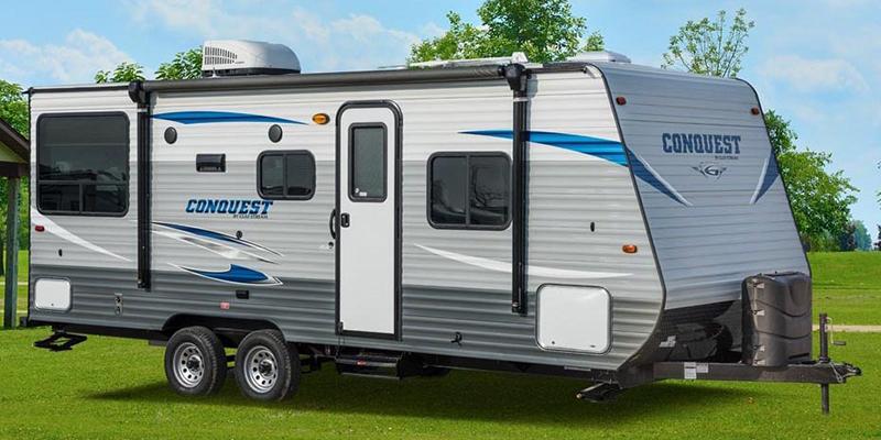 Conquest SE 20QBG at Prosser's Premium RV Outlet
