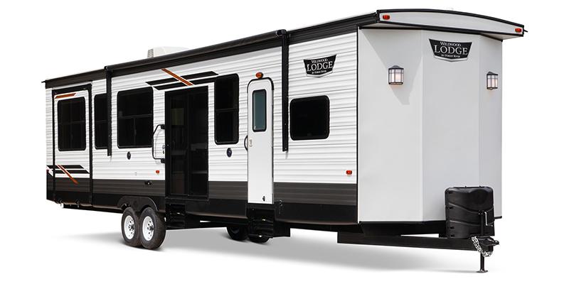 Wildwood Lodge 40FDEN at Prosser's Premium RV Outlet