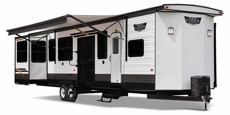 Wildwood Grand Lodge 42DL at Prosser's Premium RV Outlet