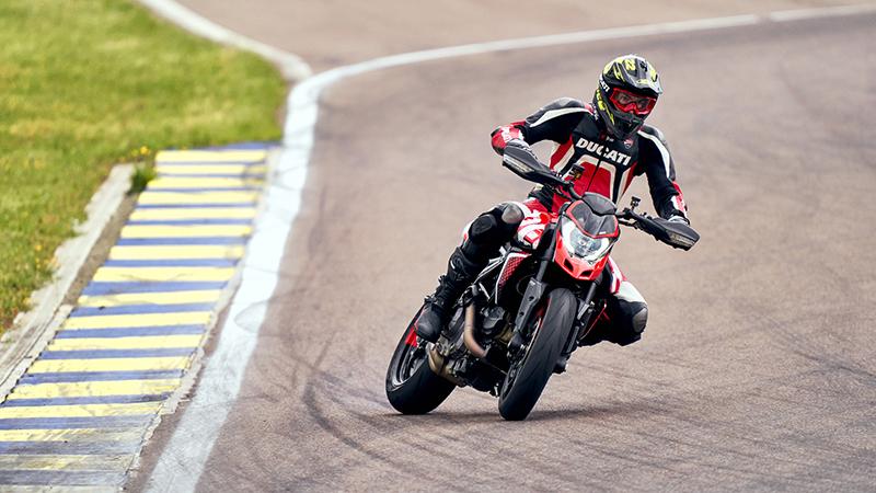 2021 Ducati Hypermotard 950 RVE at Eurosport Cycle