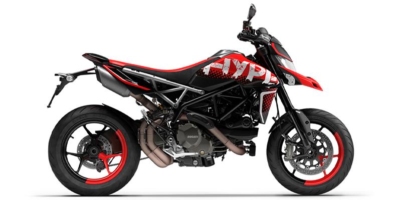 Hypermotard 950 RVE at Eurosport Cycle