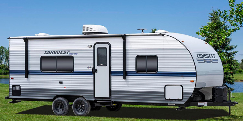 Conquest Lite Ultra-Lite 241RB at Prosser's Premium RV Outlet