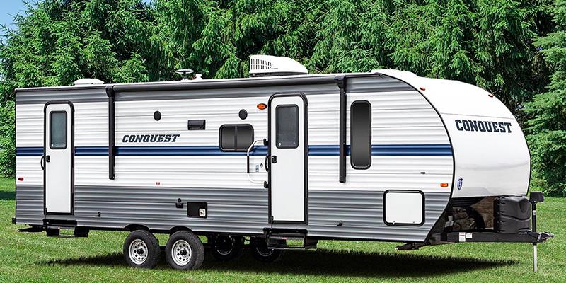 Conquest Lite Ultra-Lite 268BH at Prosser's Premium RV Outlet