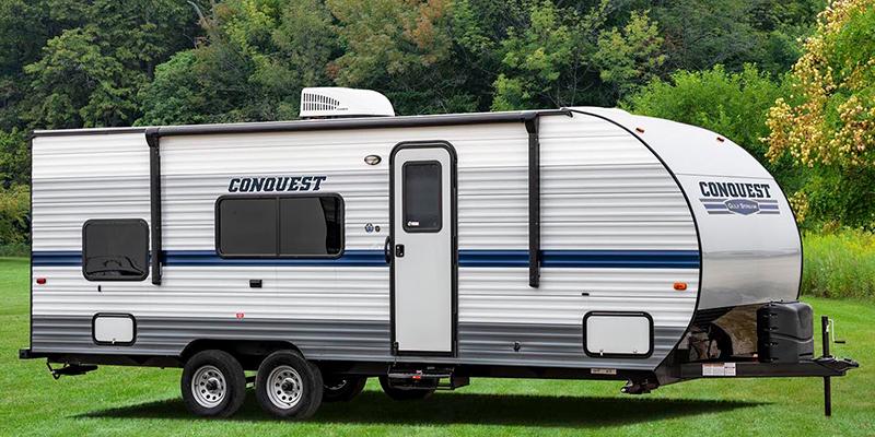 Conquest Lite Ultra-Lite 250RL at Prosser's Premium RV Outlet
