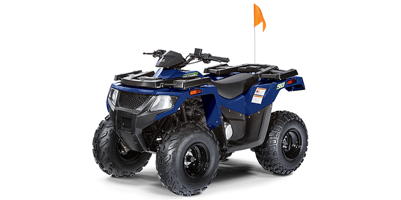 2021 Arctic Cat Alterra 90 2x4 at Harsh Outdoors, Eaton, CO 80615