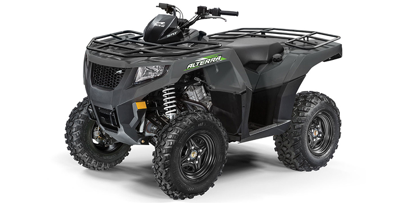 2021 Arctic Cat Alterra 570 EPS at Harsh Outdoors, Eaton, CO 80615