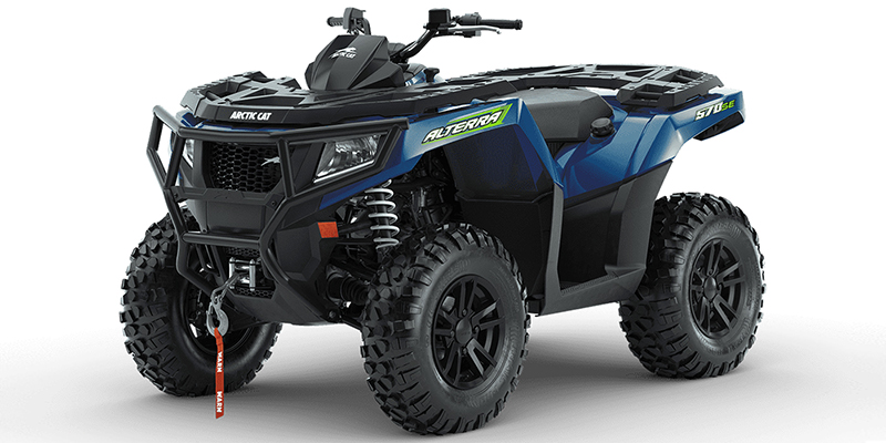 2021 Arctic Cat Alterra 570 EPS SE at Harsh Outdoors, Eaton, CO 80615