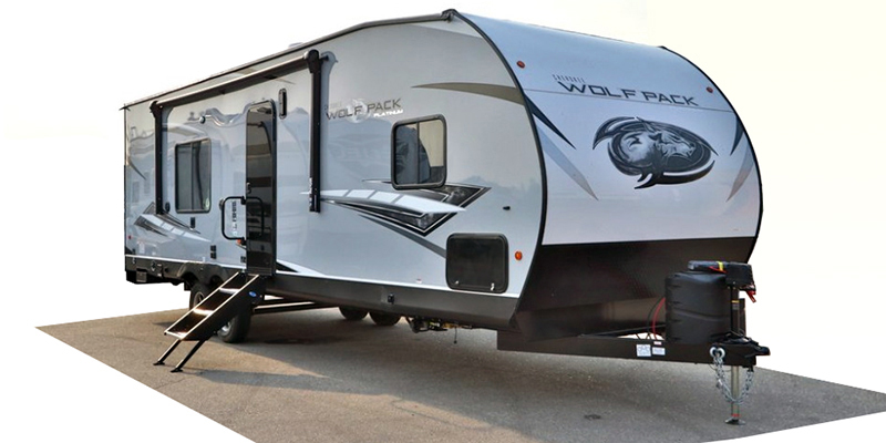Cherokee Wolf Pack 25PACK12+ at Prosser's Premium RV Outlet