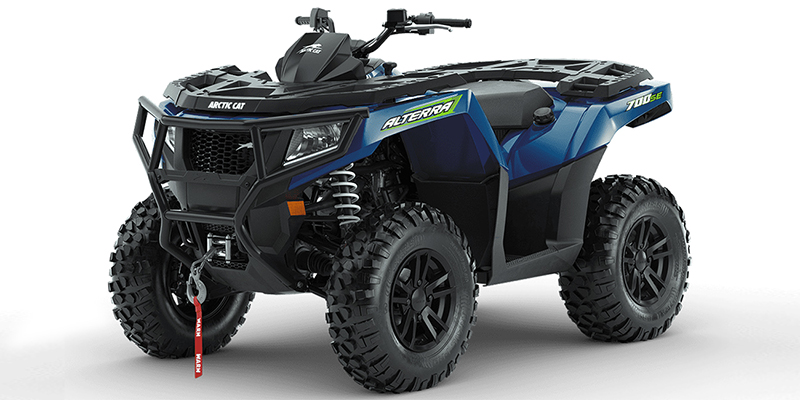 2021 Arctic Cat Alterra 700 EPS SE at Harsh Outdoors, Eaton, CO 80615