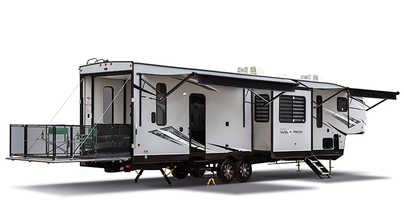 Cherokee Wolf Pack 355PACK14 at Prosser's Premium RV Outlet