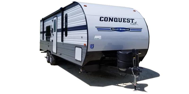 Conquest GSX G17 at Prosser's Premium RV Outlet