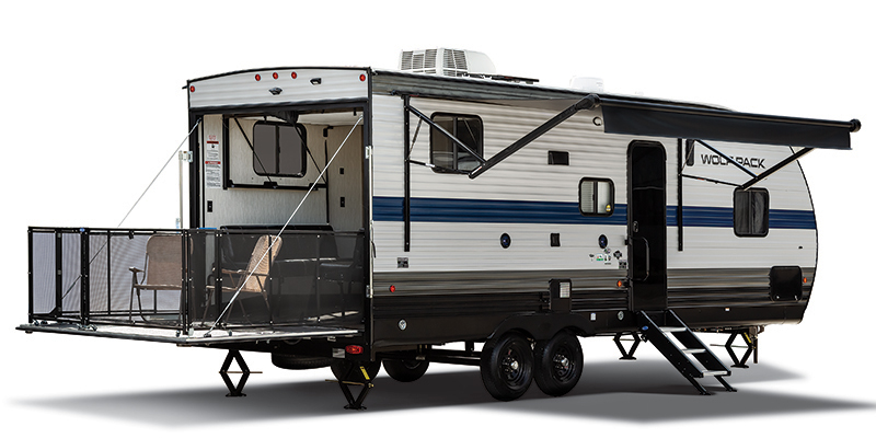 Cherokee Wolf Pack 27GOLD10 at Prosser's Premium RV Outlet