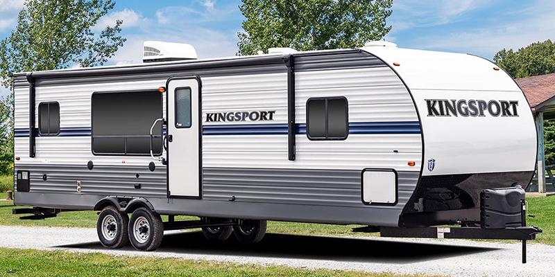 Kingsport SE 380FRS at Prosser's Premium RV Outlet