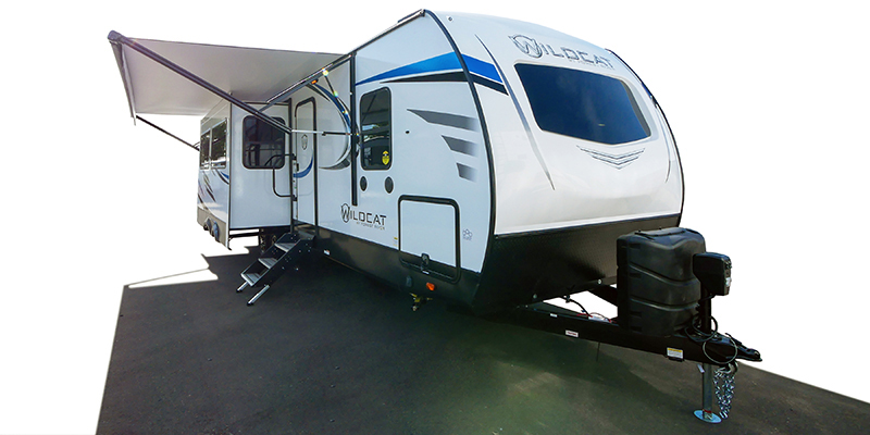 Wildcat 323TSX at Prosser's Premium RV Outlet