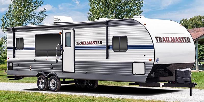 Trailmaster SE 380FRS at Prosser's Premium RV Outlet