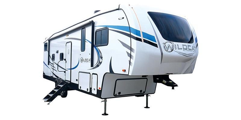 Wildcat 336RLS at Prosser's Premium RV Outlet