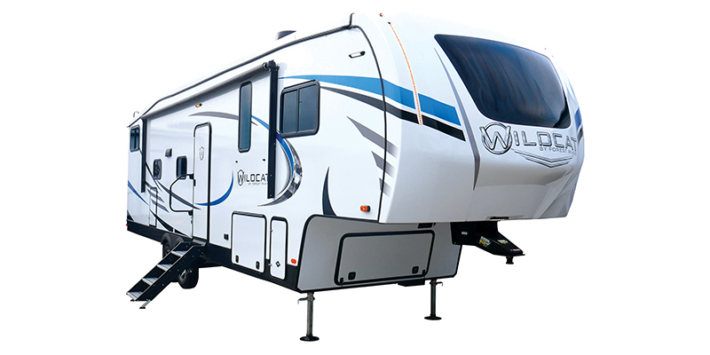 Wildcat 348MB at Prosser's Premium RV Outlet