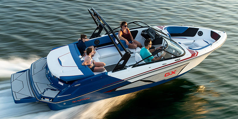 2021 Glastron GX 215 Sport at DT Powersports & Marine