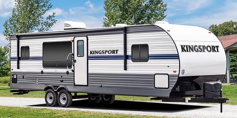 Kingsport Ultra Lite 218MB at Prosser's Premium RV Outlet