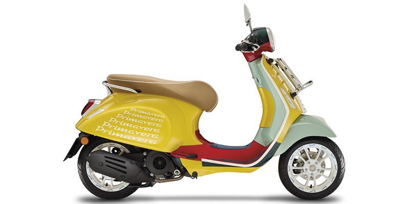 Primavera Sean Wotherspoon 50 at Aces Motorcycles - Fort Collins