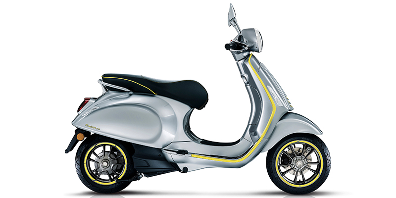 2021 Vespa Elettrica 45 MPH at Sloans Motorcycle ATV, Murfreesboro, TN, 37129