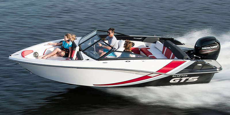GTS 200 at Baywood Marina