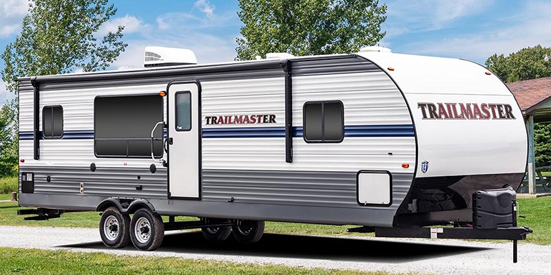 Trailmaster Ultra Lite 268BH at Prosser's Premium RV Outlet