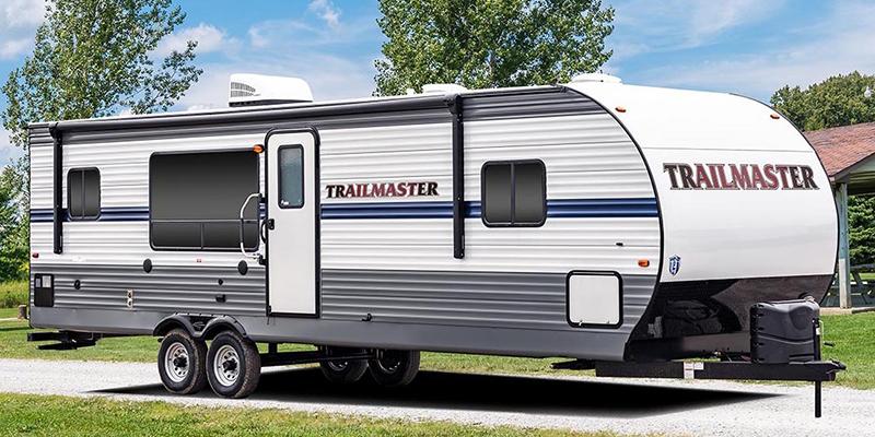 Trailmaster Ultra Lite 274QB at Prosser's Premium RV Outlet