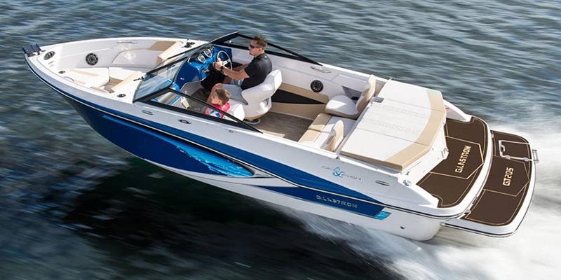 GTSF 205 at Baywood Marina