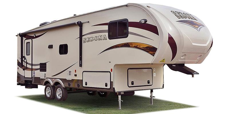 Sedona HT Series 27FRLD at Prosser's Premium RV Outlet