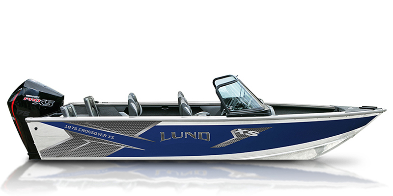 2021 Lund Crossover XS 1875 at DT Powersports & Marine