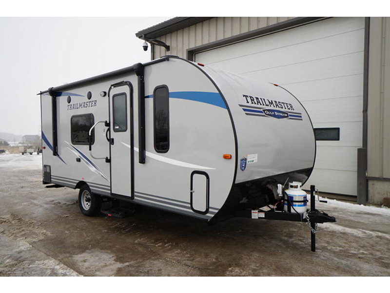 Trailmaster Super Lite 16RE at Prosser's Premium RV Outlet
