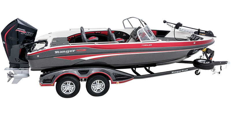 2080MS Angler at DT Powersports & Marine