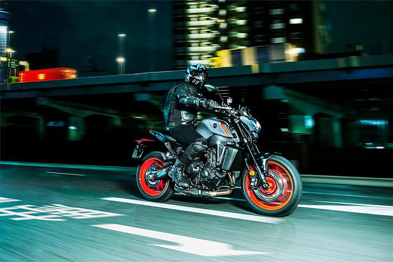 2021 Yamaha MT 09 at Sloans Motorcycle ATV, Murfreesboro, TN, 37129