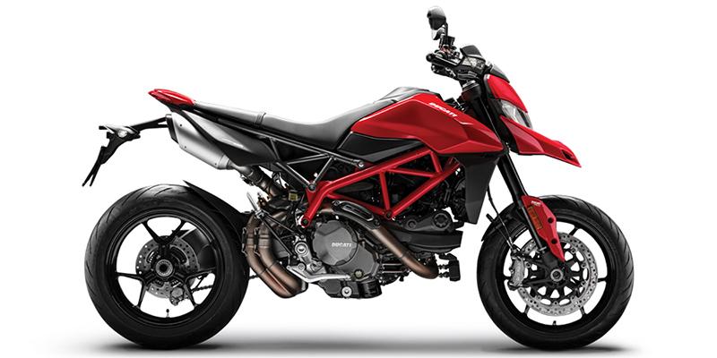 2021 Ducati Hypermotard 950 at Eurosport Cycle