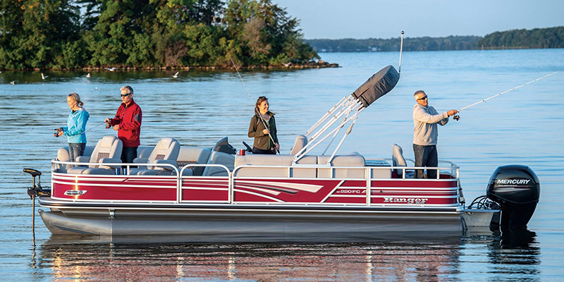 Reata® Fish and Cruise 220FC at DT Powersports & Marine