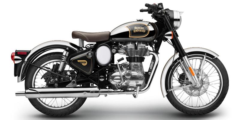 2021 Royal Enfield Classic Chrome at Pitt Cycles