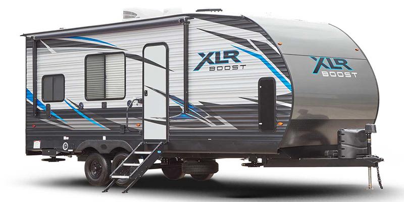 XLR Boost 27QBX at Prosser's Premium RV Outlet