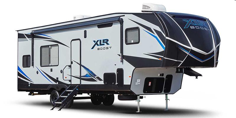 XLR Boost 32RZR14 at Prosser's Premium RV Outlet