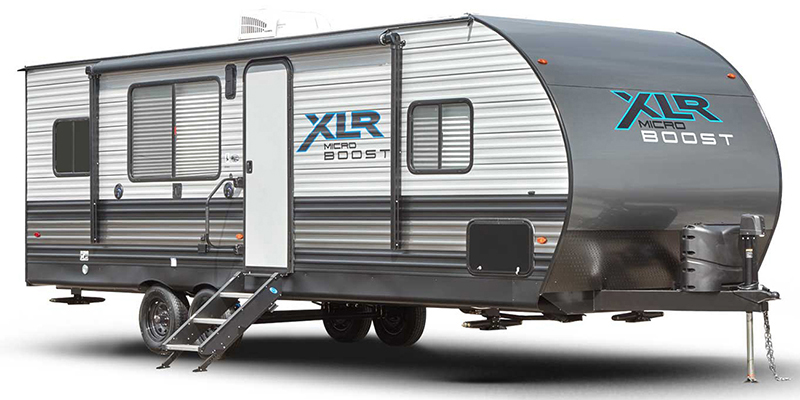 XLR Micro Boost 27LRLE at Prosser's Premium RV Outlet