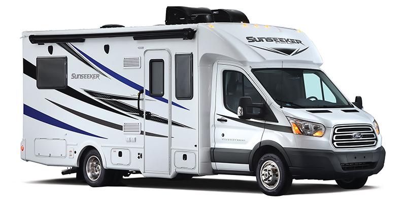 Sunseeker Transit Series TS2380 at Prosser's Premium RV Outlet