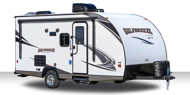 Gulf Breeze SVT 21QBS at Prosser's Premium RV Outlet