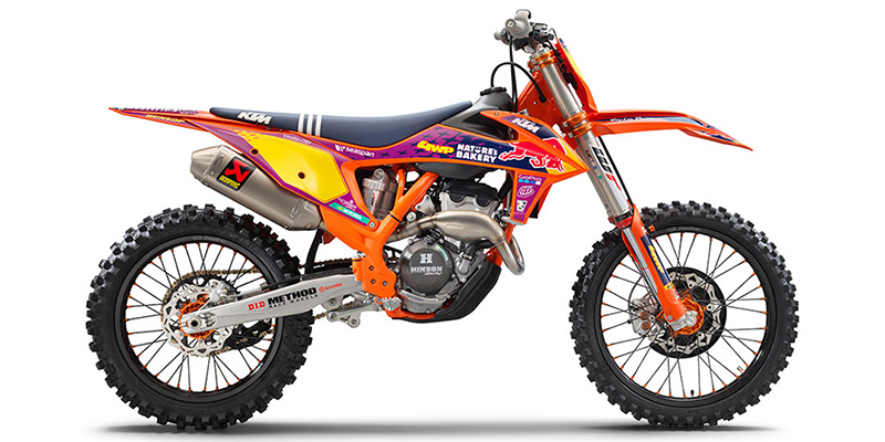 250 SX-F Troy Lee Designs at Pitt Cycles
