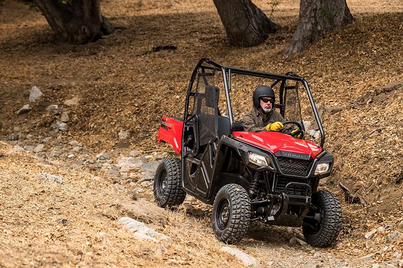 2021 Honda Pioneer 520 Base at Sloans Motorcycle ATV, Murfreesboro, TN, 37129